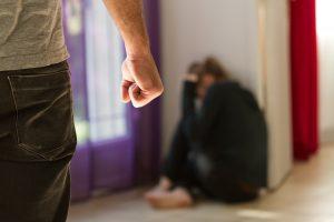 Scene of Domestic Violence